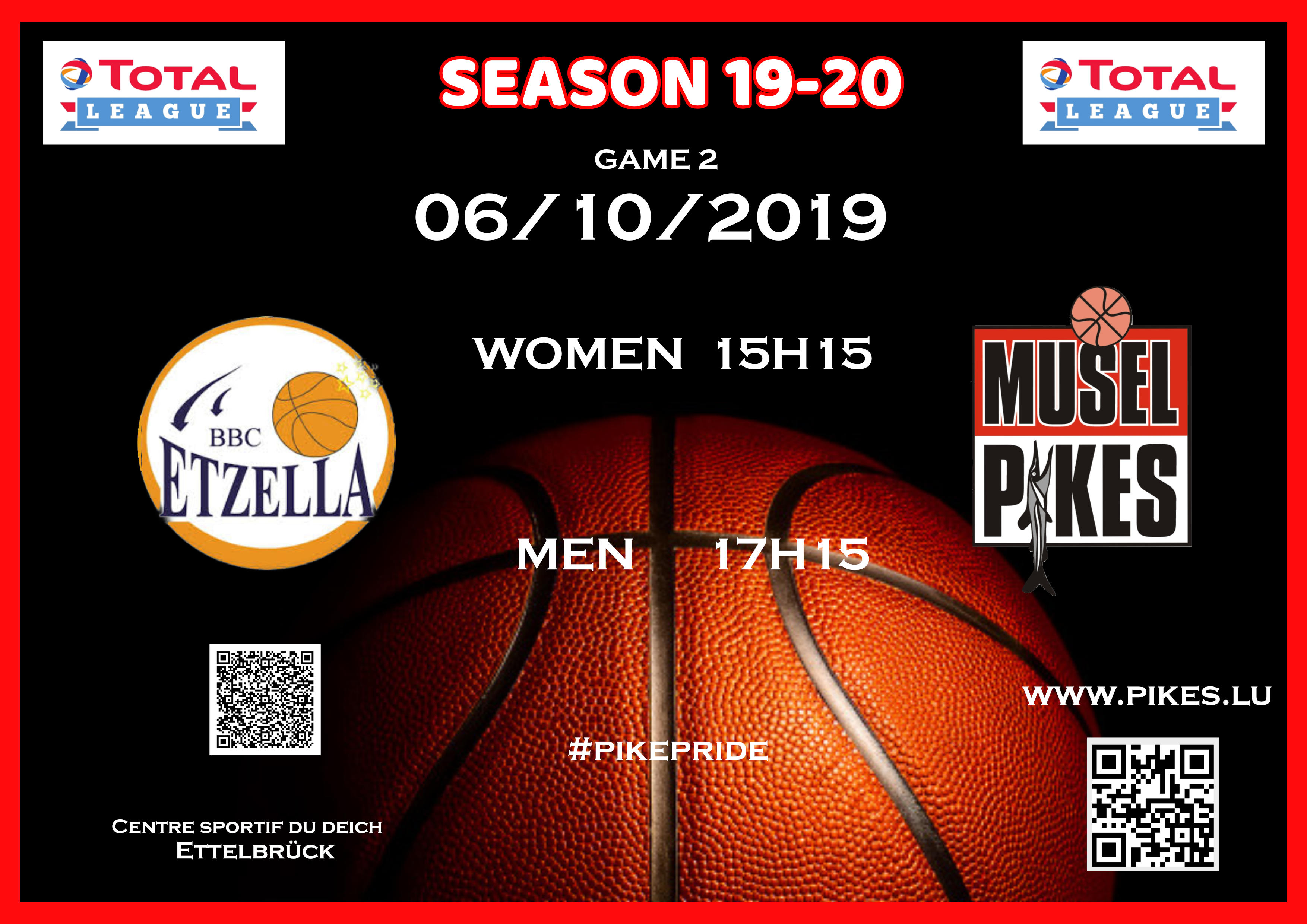 come and support our teams in Ettelbrück