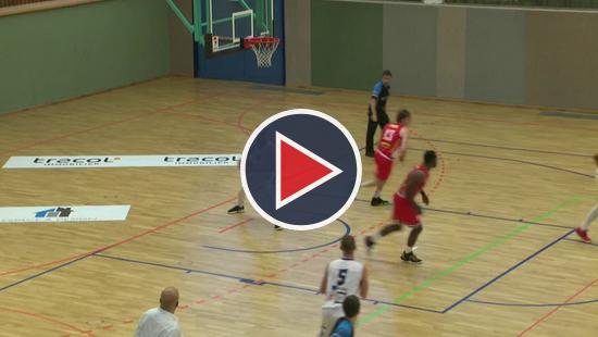 VIDEO: De Basket Esch setzt sech géint d'Arantia aus der Fiels duerch