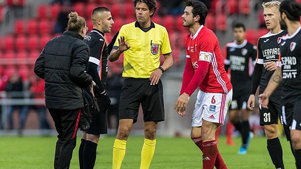FC Swift Hesper 2:2 RM Hamm Benfica