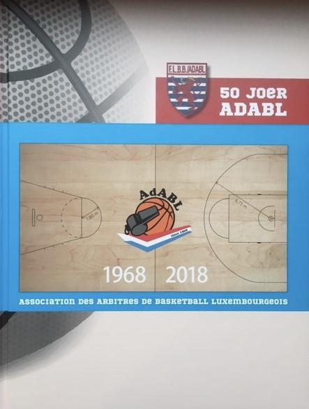 50 Joer Associatioun vun de Lëtzebuerger Basketsarbitteren