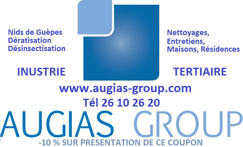 nouveau sponsor: AUGIAS GROUP