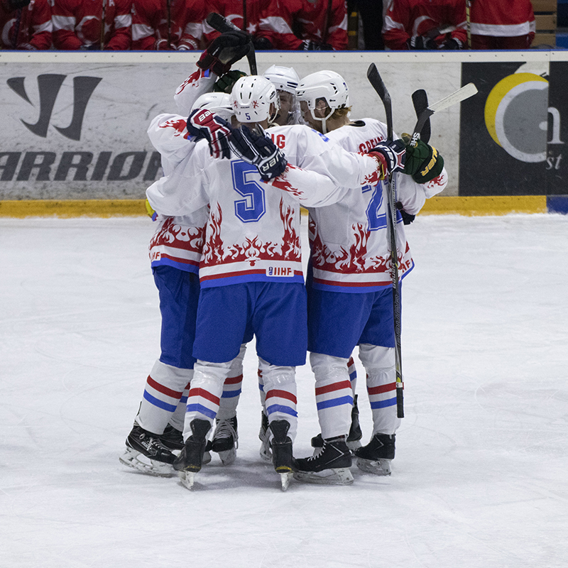 Olympic Ice Hockey comes to Luxembourg