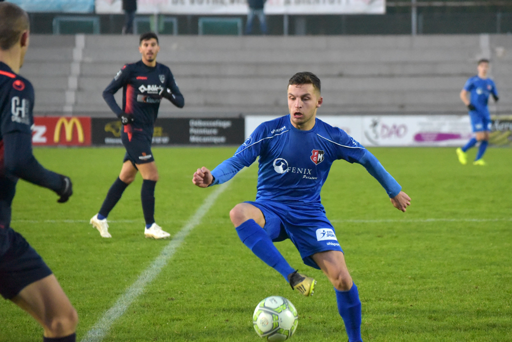 Coupe: Victoire sans discussion contre Steinsel