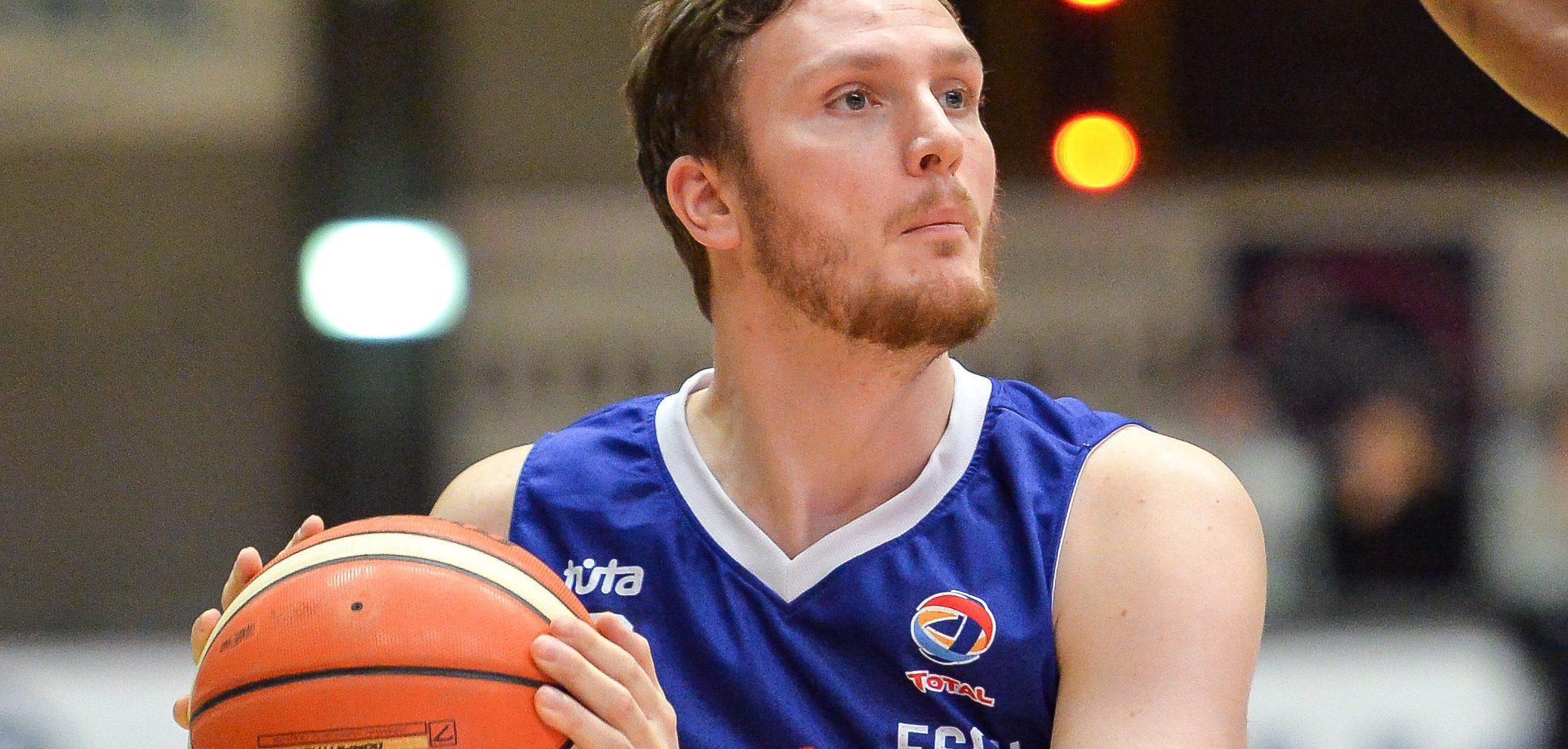 Ein Traum geht in Erfüllung: Gary Pleimling spielt beim Basket Esch erstmals in der höchsten Liga