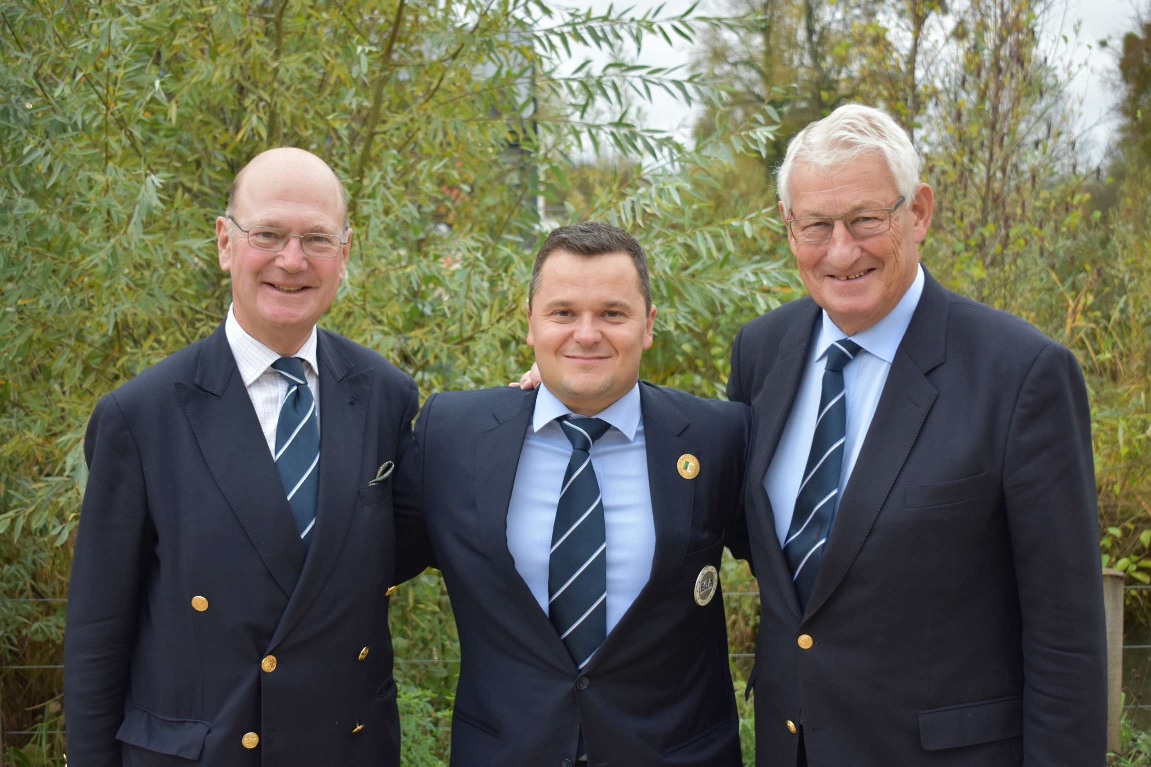 Haukur Örn Birgisson from Iceland new President of the European Golf Association