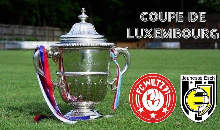 07/12/2019 - COUPE DE LUXEMBOURG - 1/8 de Finale