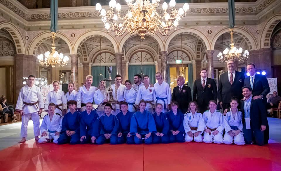 U18 Interreg Judo Team Championships 2019