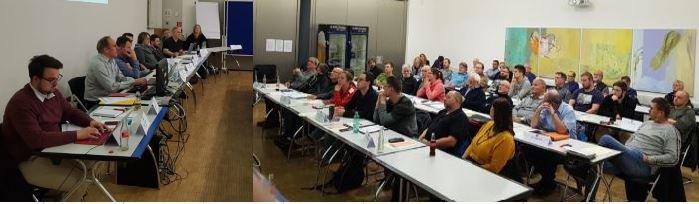 Mitgliederversammlung lobt die Arbeit des SJB-Vorstandes