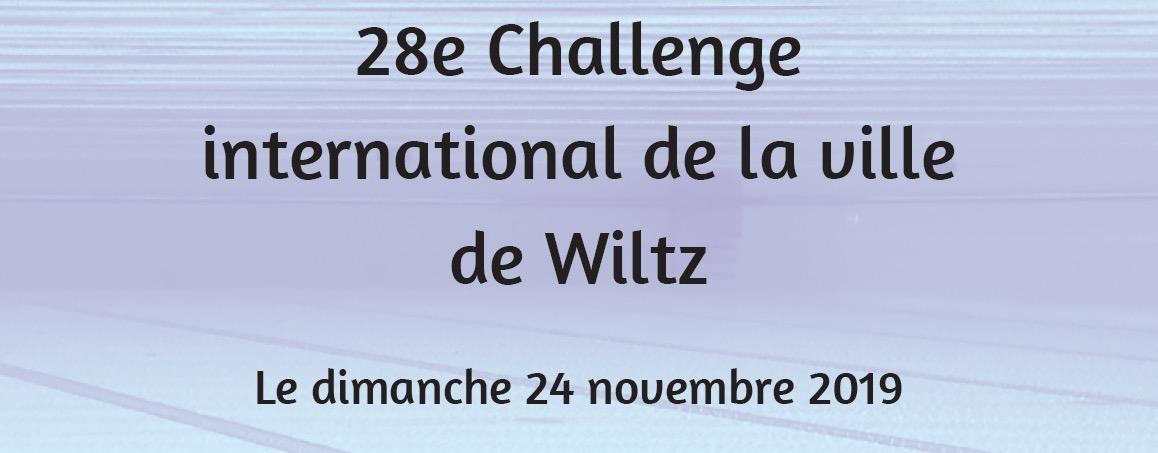Résultats Challenge Int. de Wiltz