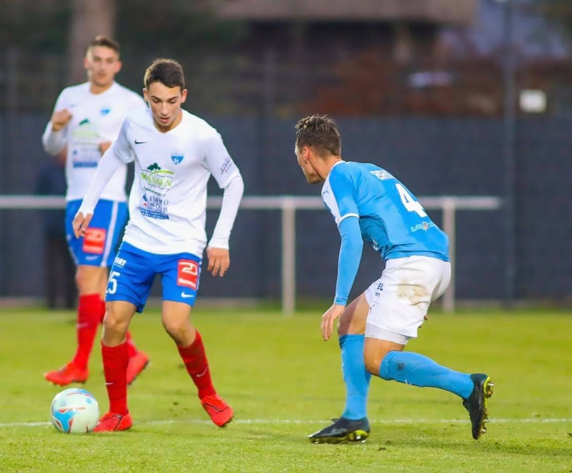BGL Ligue - Racing Union FC 0:3 FC Etzella