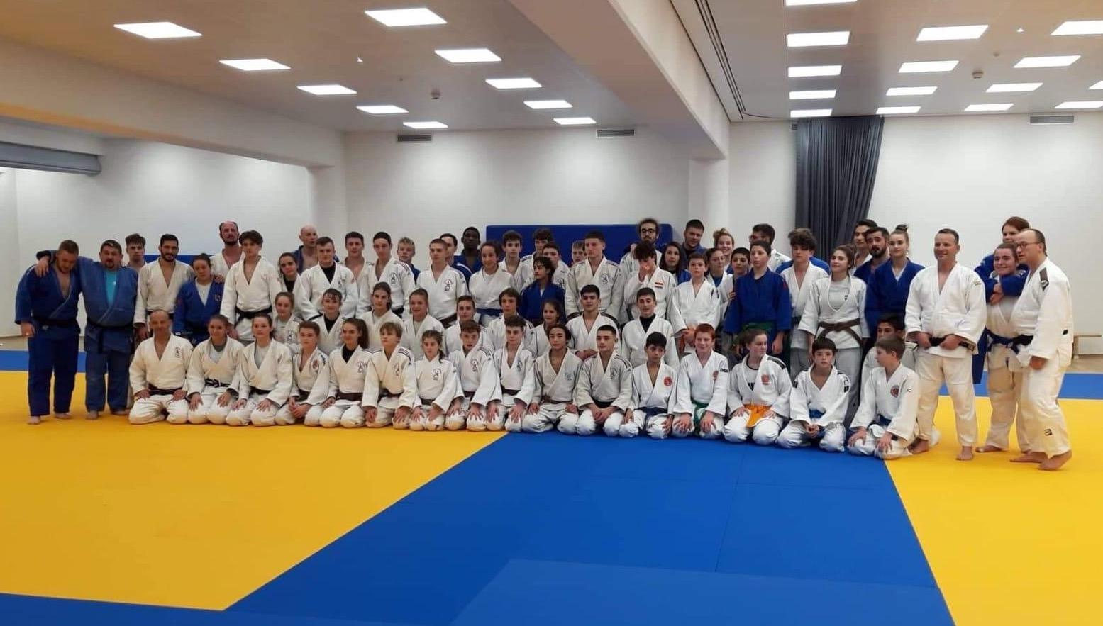 Interreg Judo Training - Luxembourg 02.12.2019