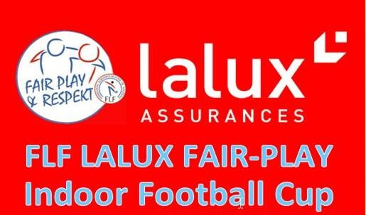 LALUX Indoor 2019/2020 - Samedi 07.12.2019 à Dudelange