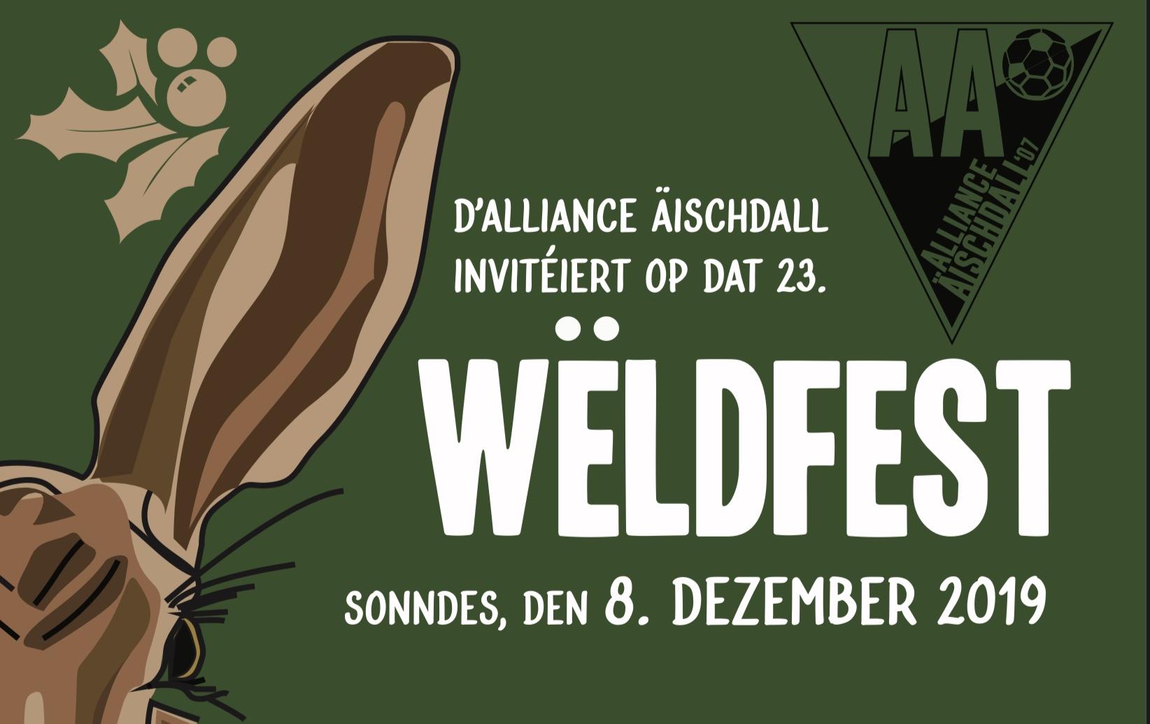 23. Wëldfest