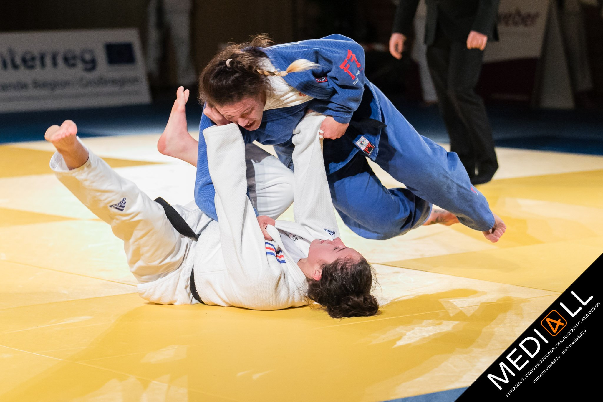 Senior Interreg Judo Team Championships 2019