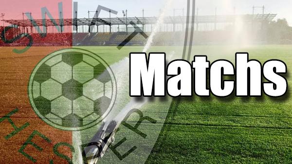 Coupe Reserves: Match annuléiert