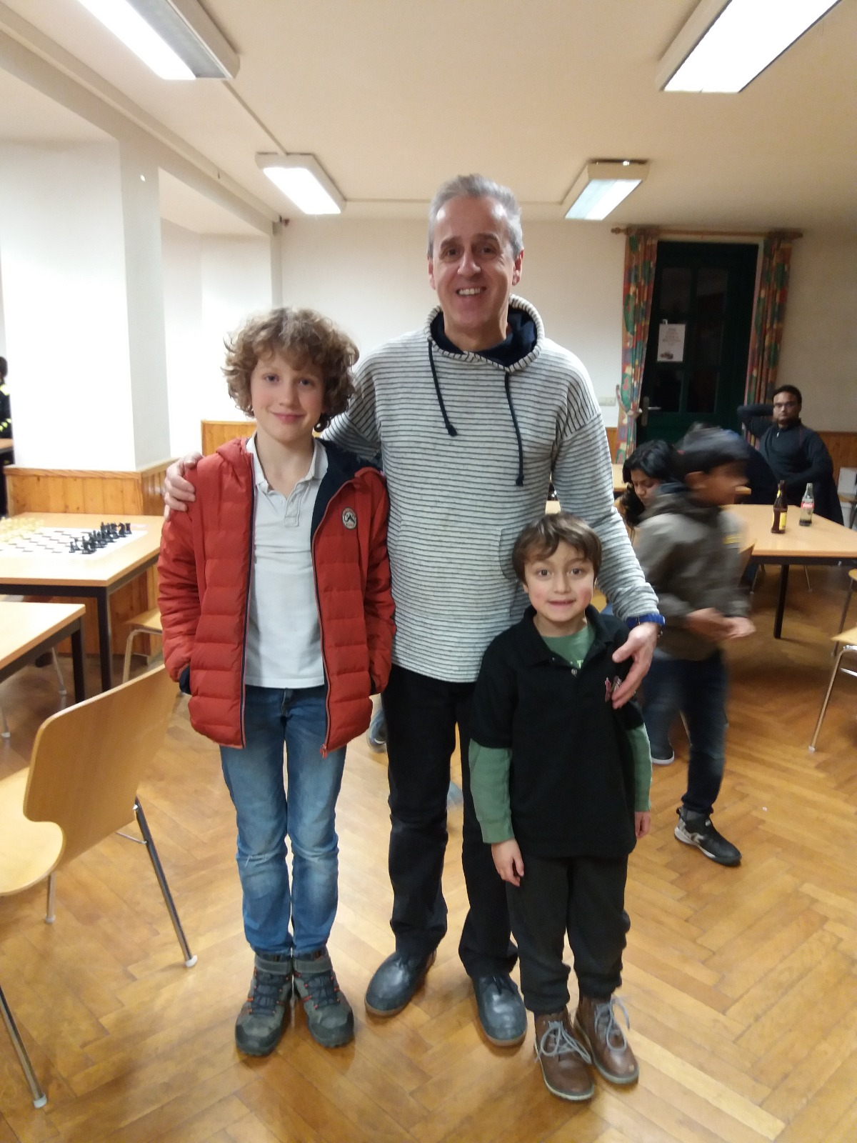 Chess results - Open Jeunes Schifflange 14 December 2019