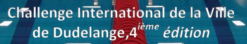 Résutats Challenge Int. de la ville de Dudelange