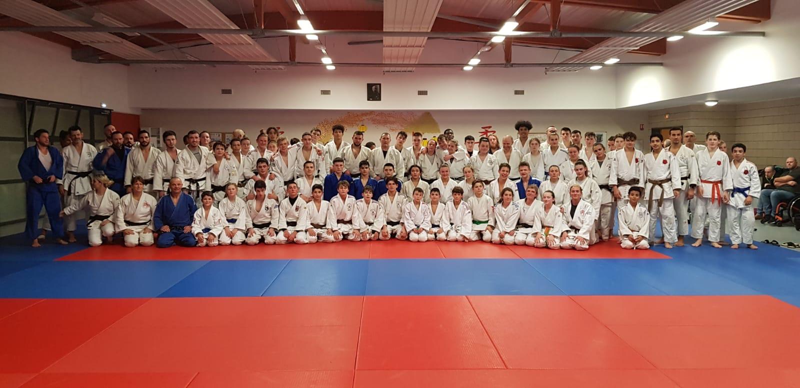 Interreg Judo Training - St. Julien-lès-Metz 19.12.2019