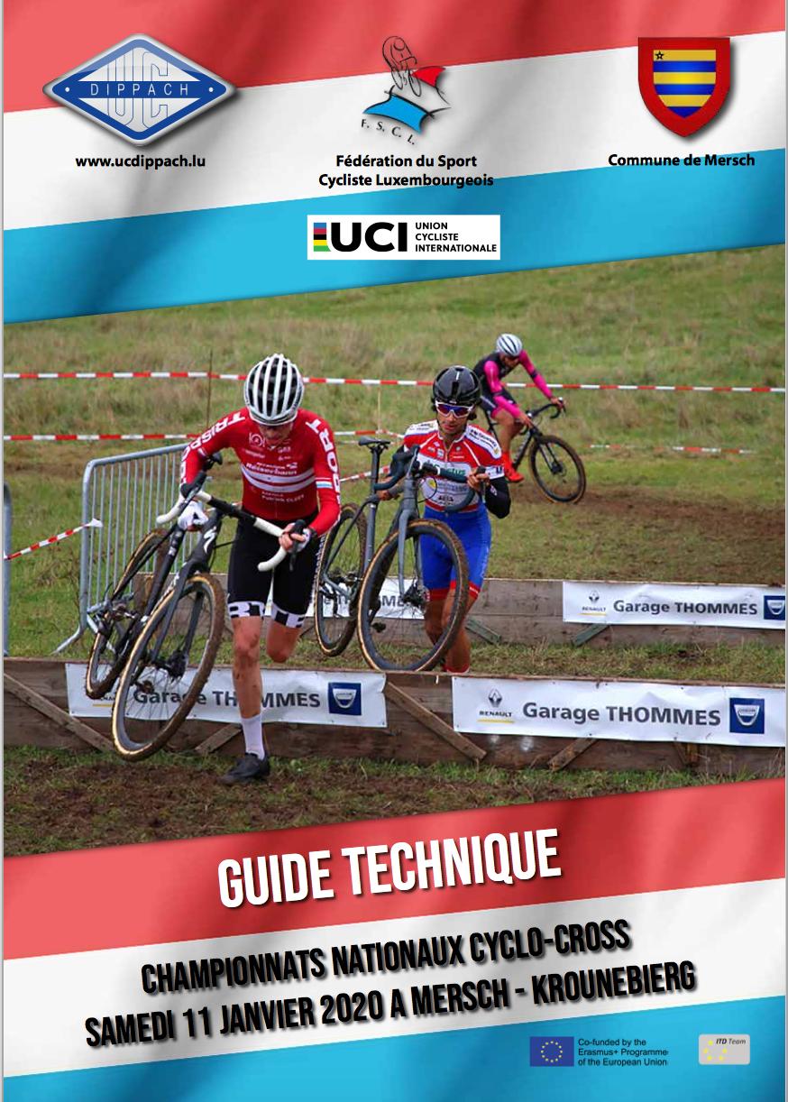 Championnats Nationaux Cyclo Cross 2020