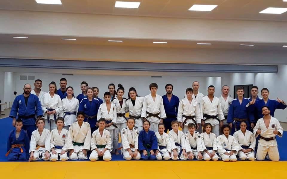 Interreg Judo Training - Luxembourg 02.01.2020