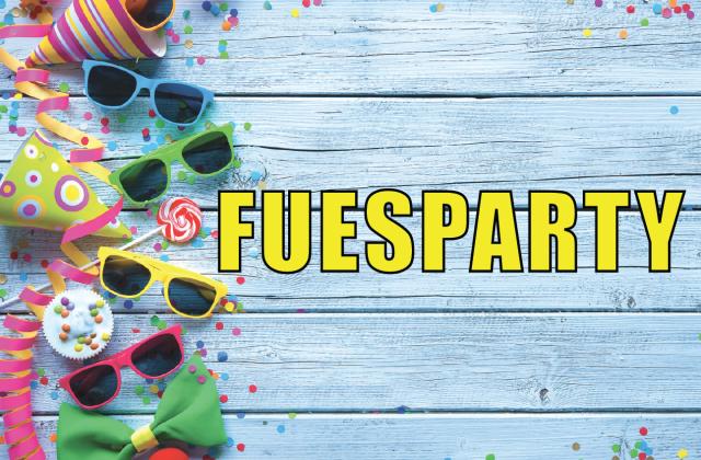 Fuesparty - 8 Februar