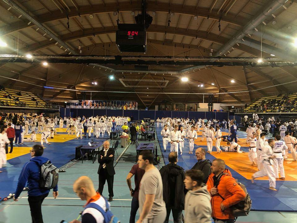 Interreg Judo Team - Matsuru Dutch Open Espoir 2020