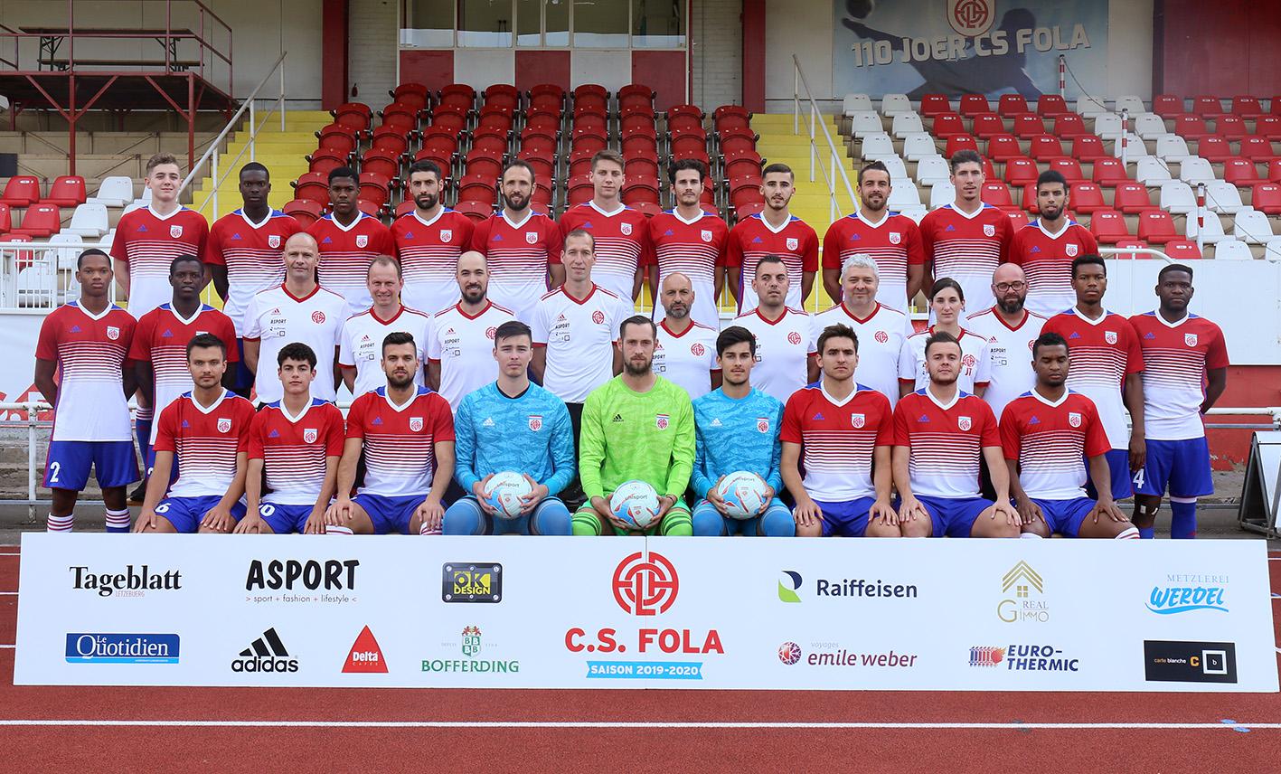 1e match de préparation 2020; CS FOLA - FC Metz réserves le 18/01/2020 à 15 heures au stade Emile Mayrisch