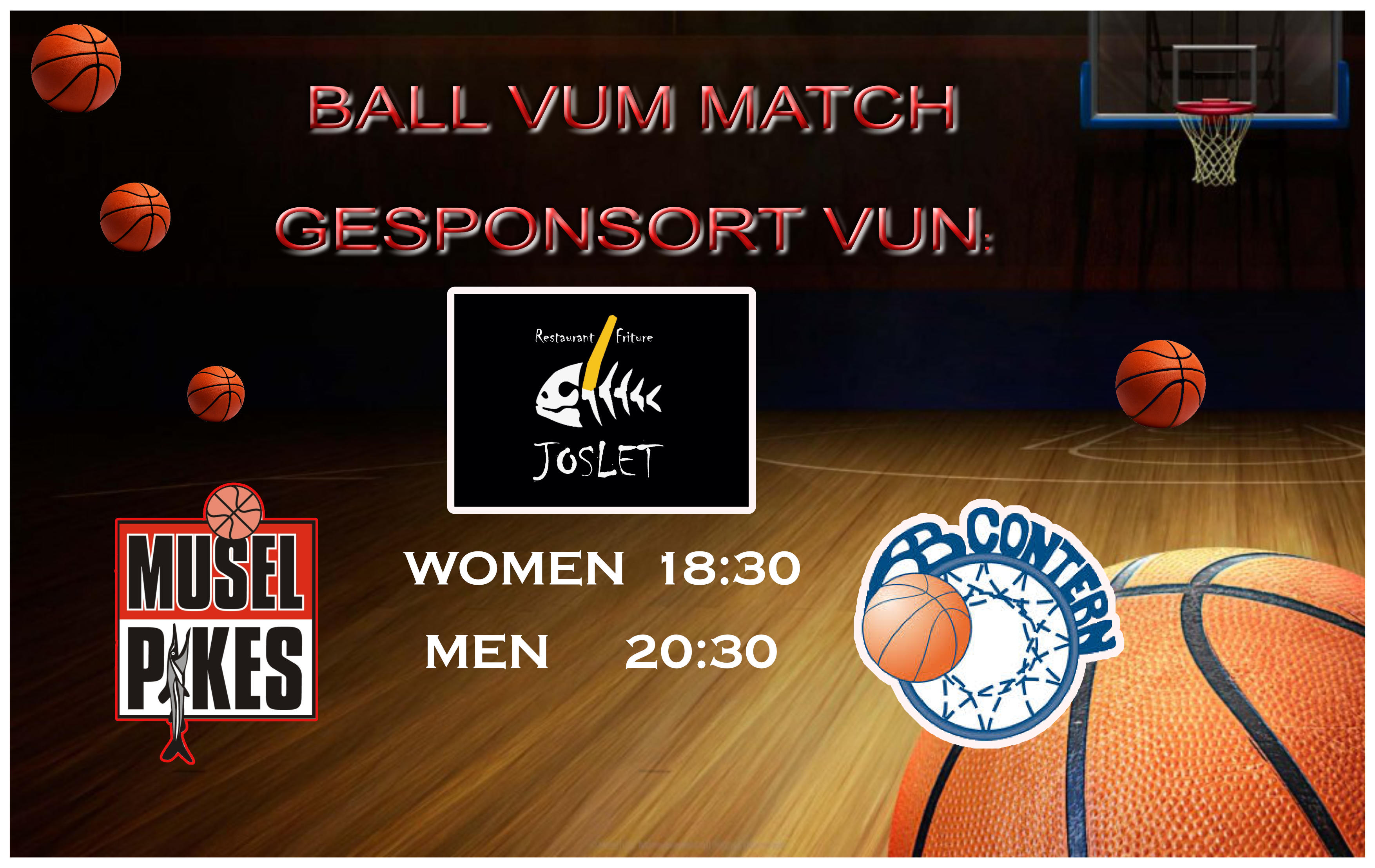 Ball vum match