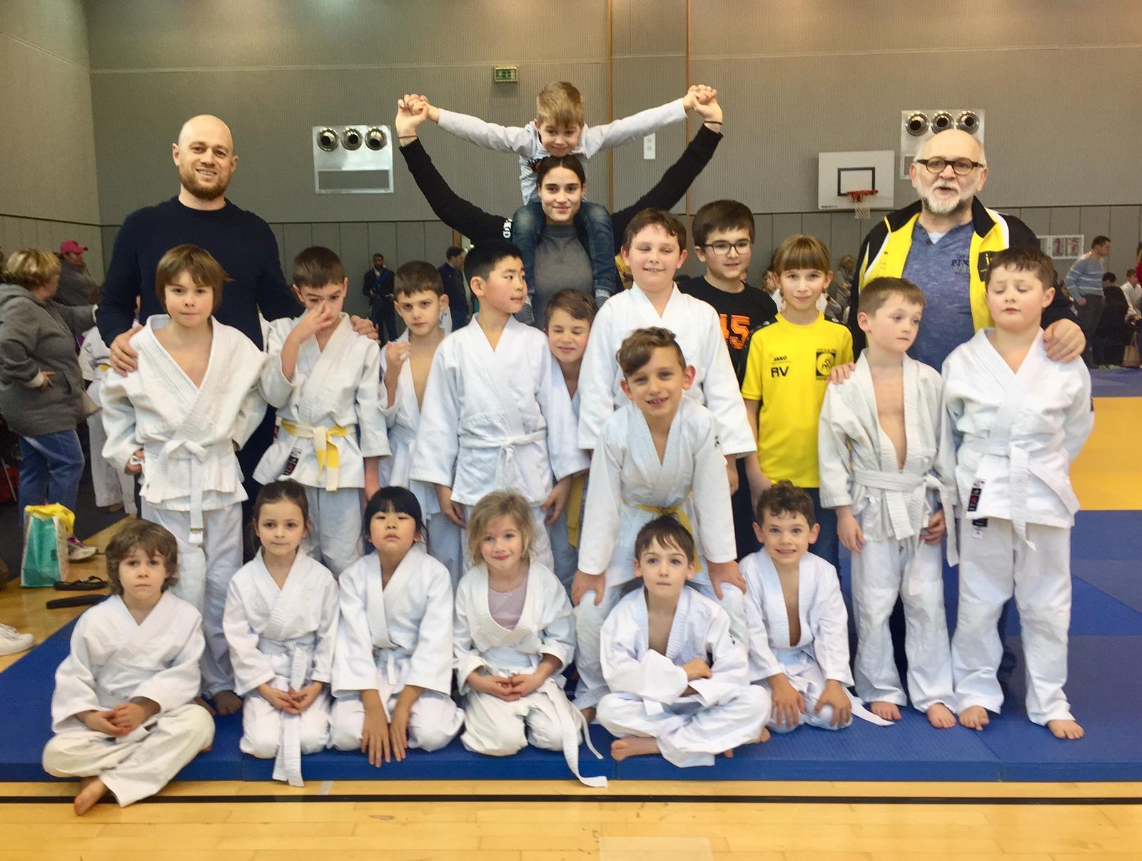 Mini-Judo 2020