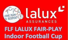 LaLux Futsal - 3e tour Pupilles et Poussins