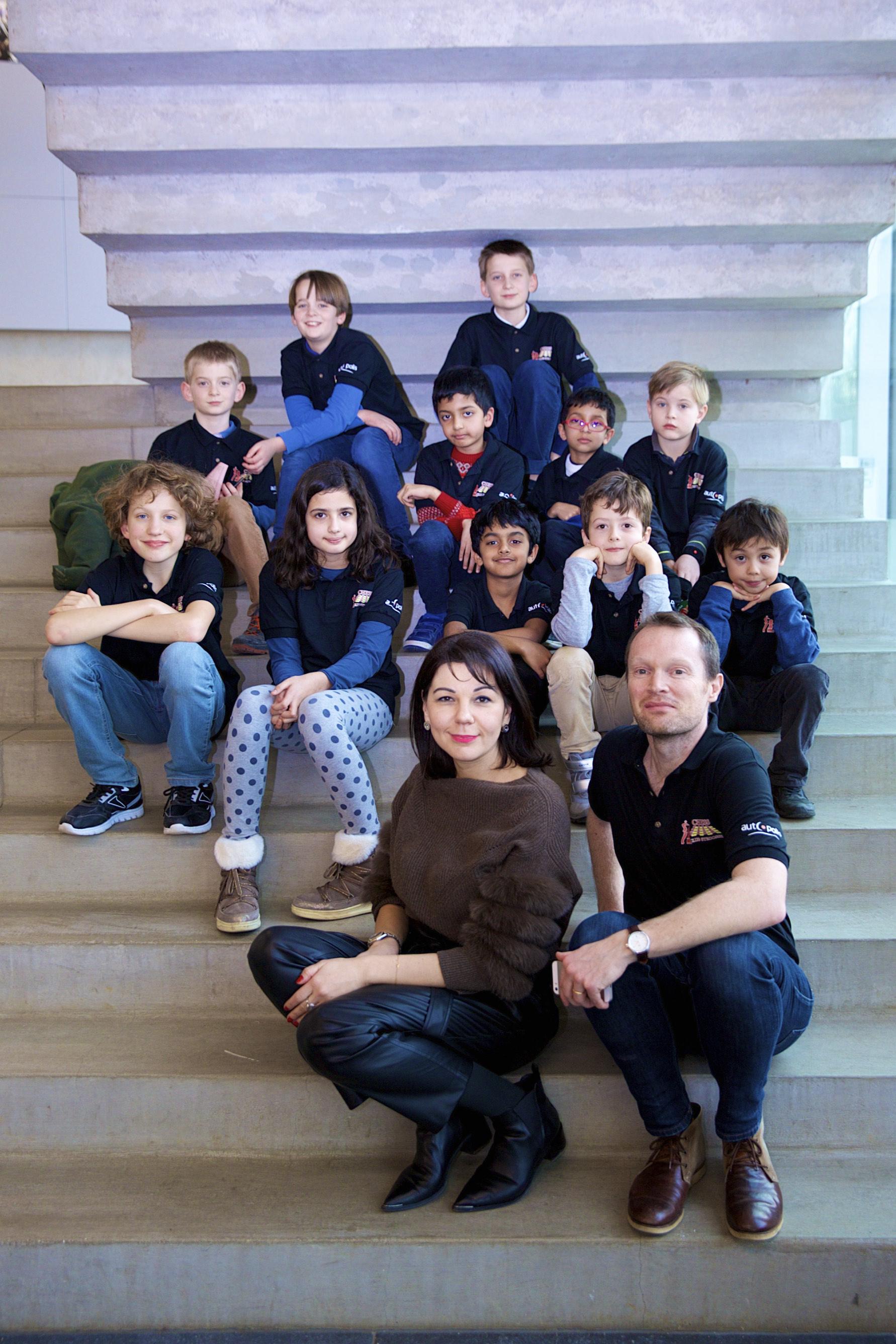 Chess results - Championnat Individuel Jeunes - Differdange - 18-19-25-26 Janvier