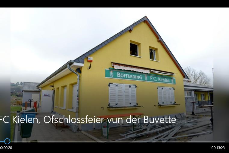 FILM:   De leschten Owend an der Buvette....