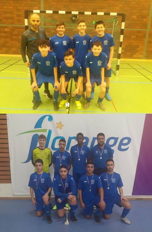 U15 - Ce weekend deux victoires sur deux tournois
