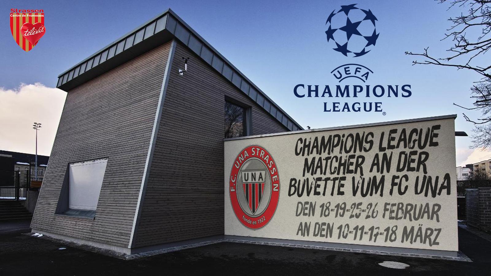Soirées Champions League