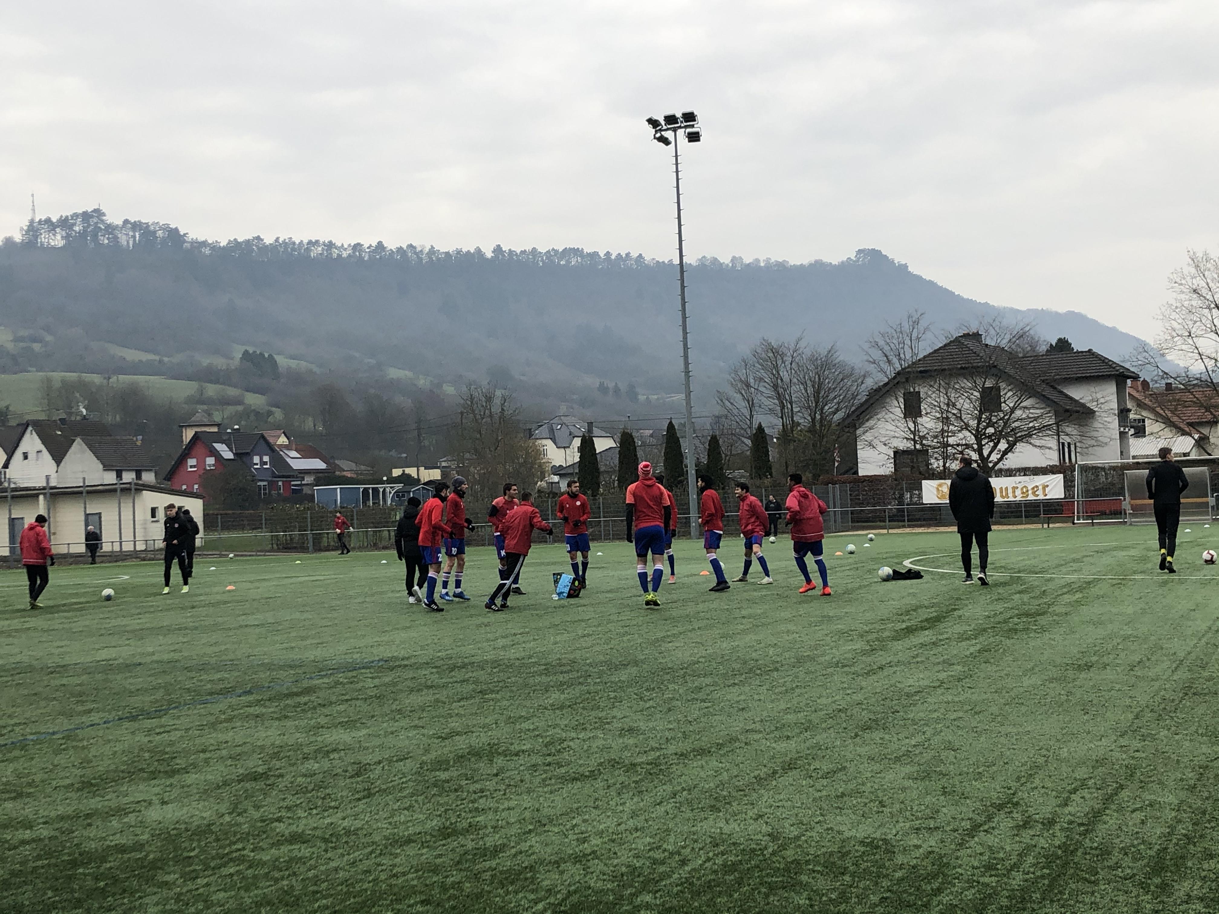 CS FOLA - Eintracht Trier2-1