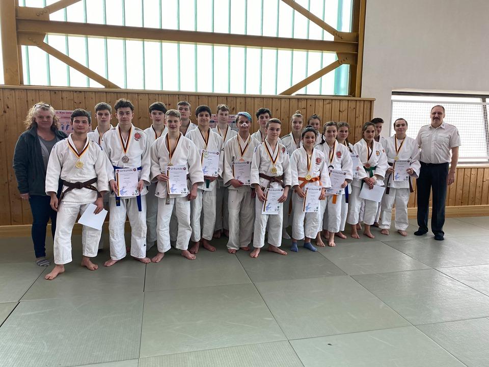 Saarlandeinzelmeisterschaften U18 in Homburg-Erbach - Qualifikation zur Südwestdeutschen Meisterschaft