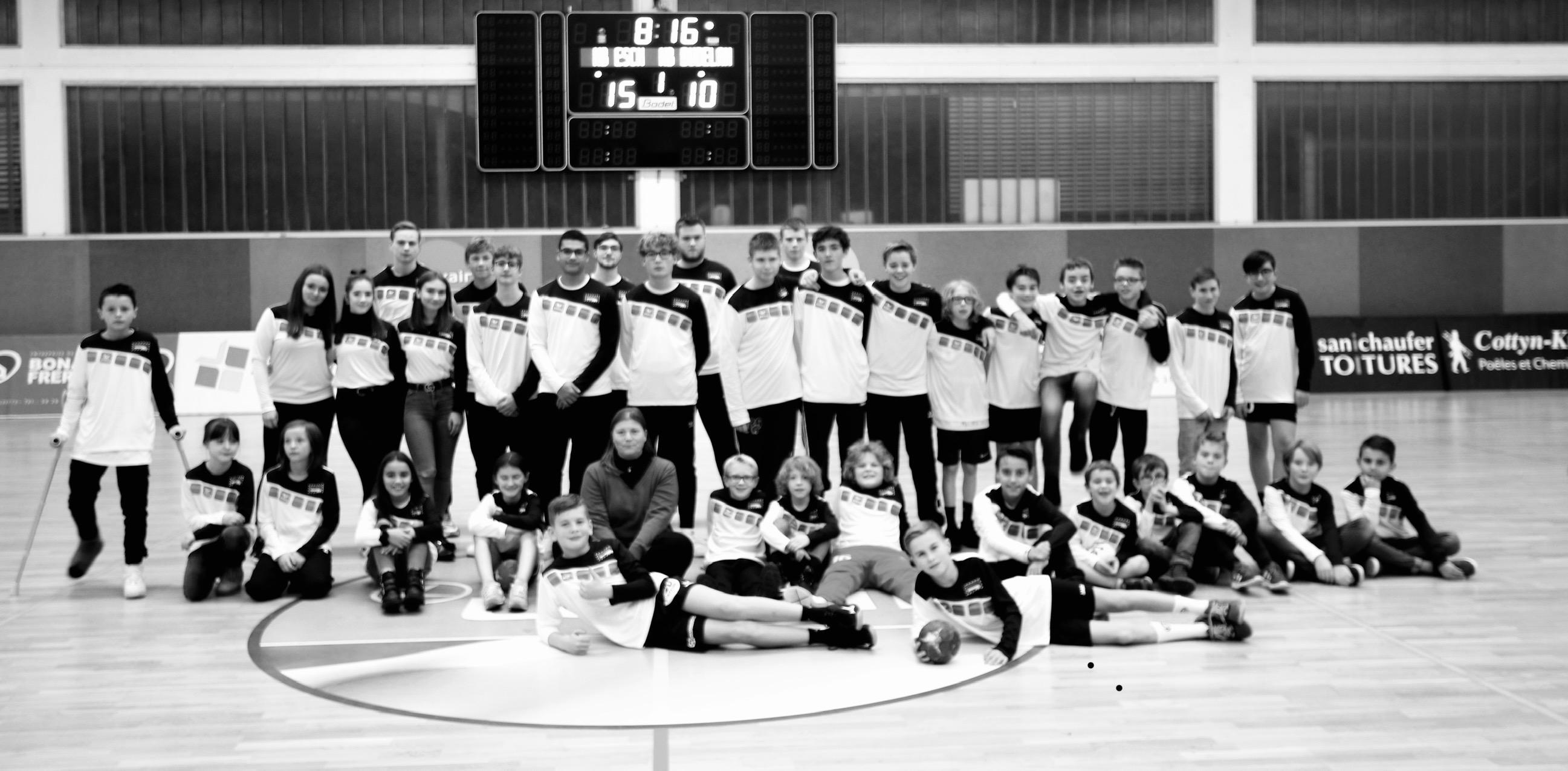 Eis Jugendequippen hunn dës Woch nach Championnatsmatcher!