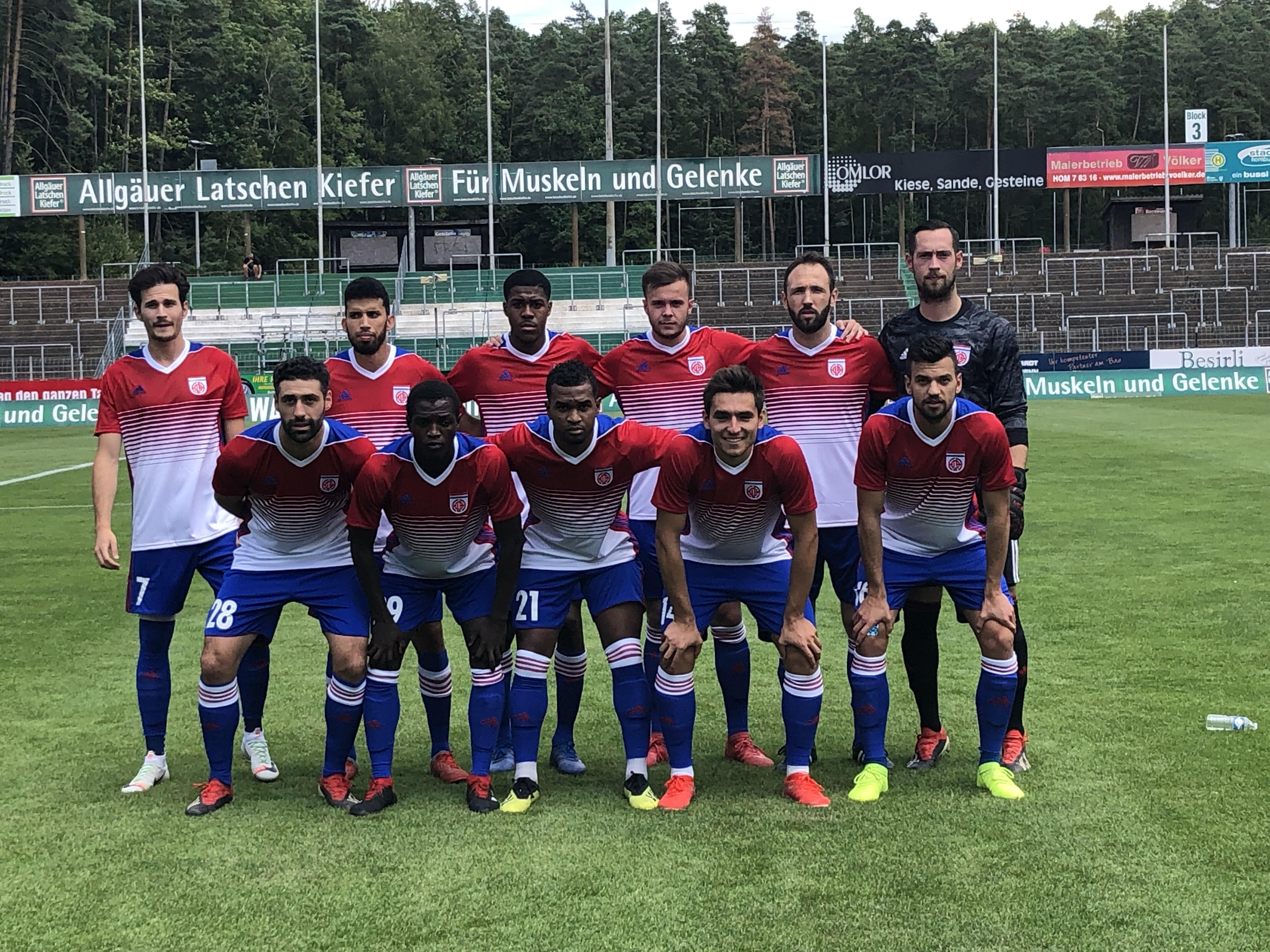 Match de la revanche CS FOLA - FC Homburg 15hrs samedi 15/02/2020 (1-0 perdu en été)