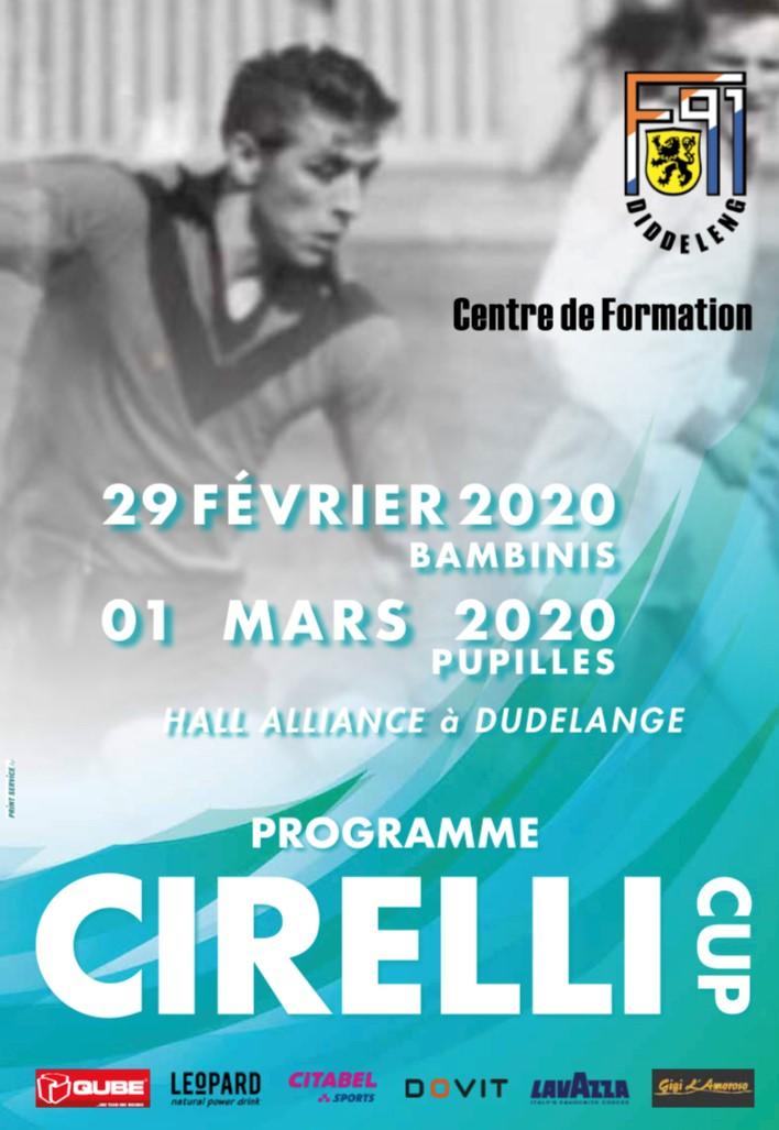 Cirelli Cup 2020