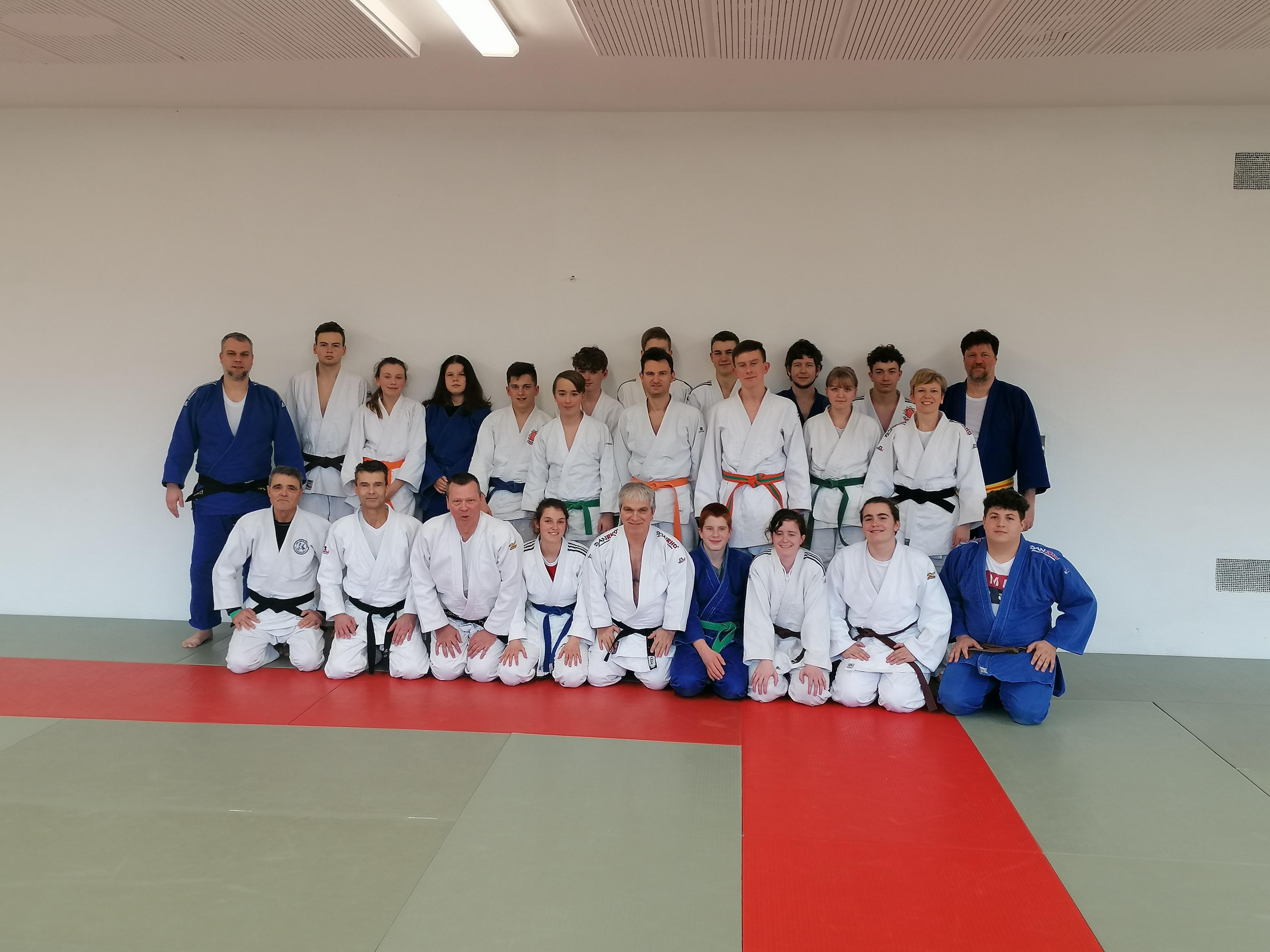 Trainer-Assistentenausbildung beim SJB erfolgreich beendet