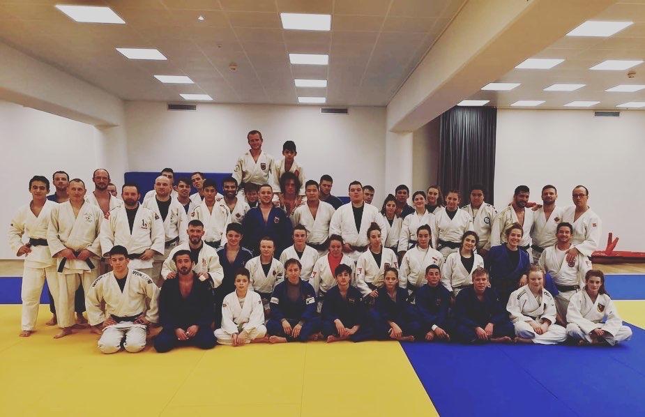 Interreg Judo Training - Luxembourg 17.02.2020