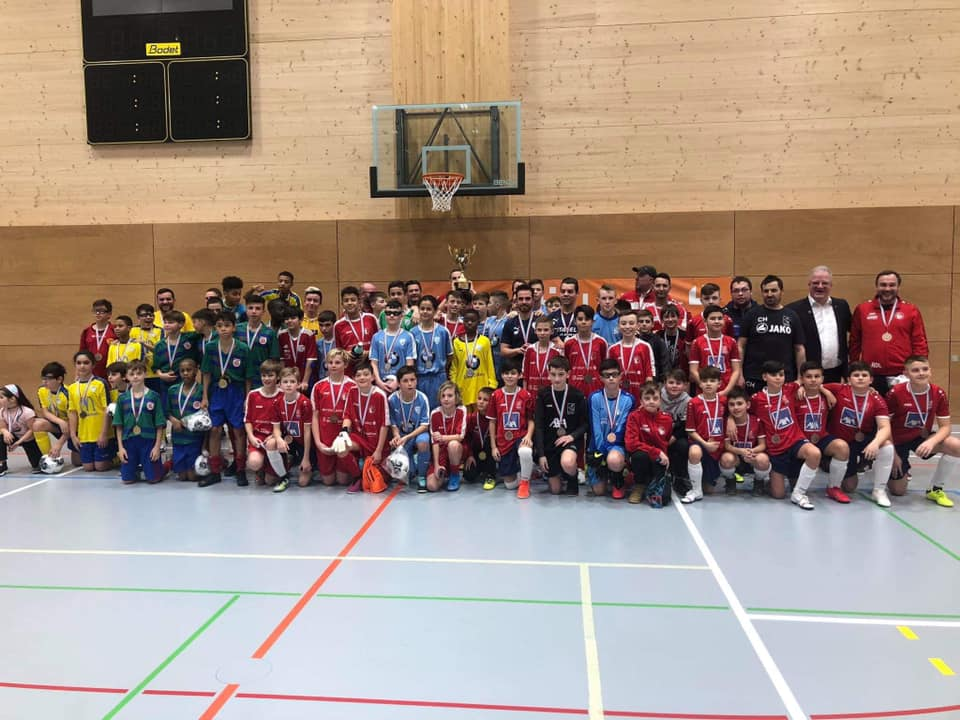 Final Futsal Minimes 2019 - 2020