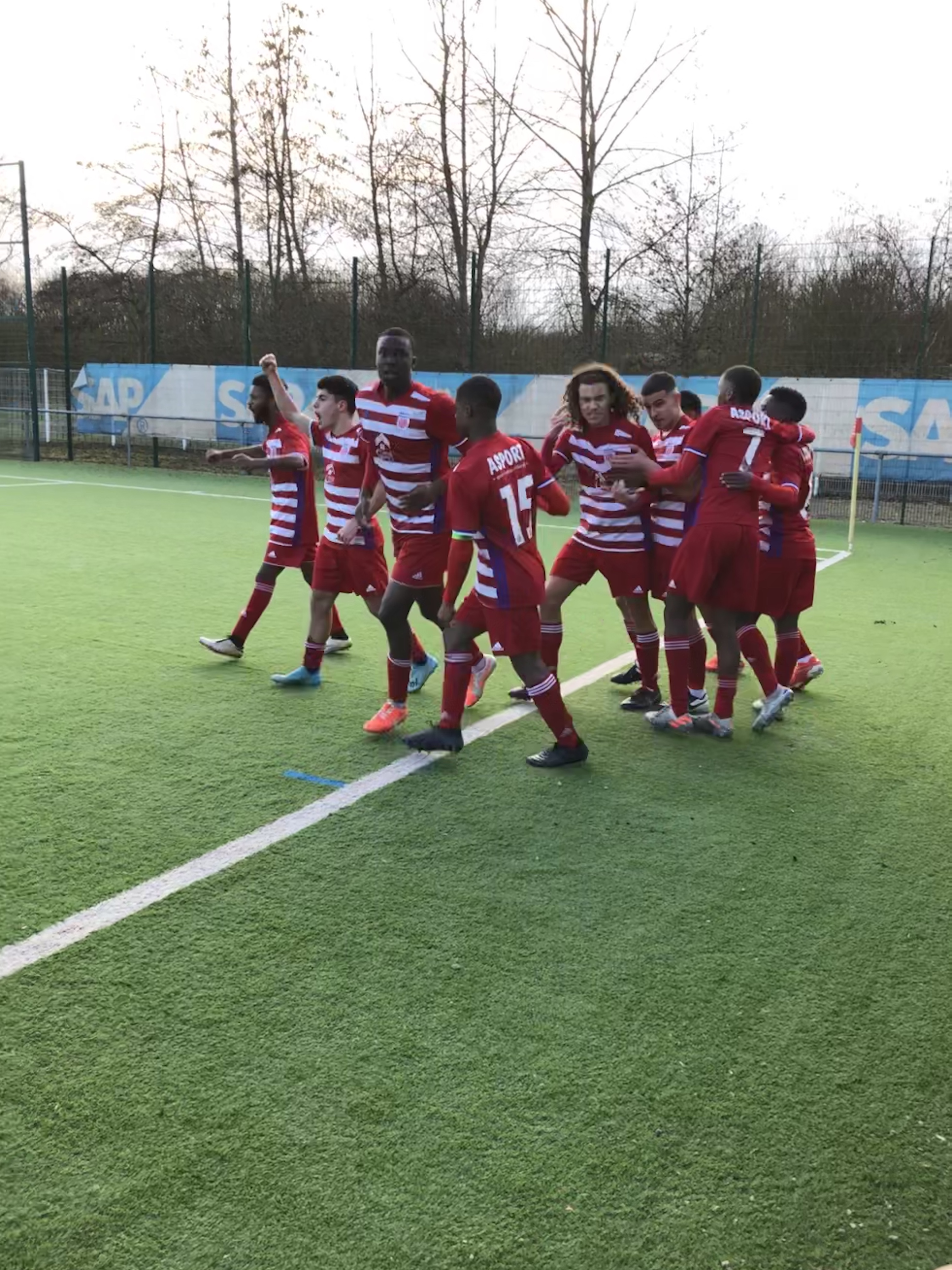 CS FOLA - RFCUL 3-0 belle qualification pour la 1/2 finale de Coupe du Prince