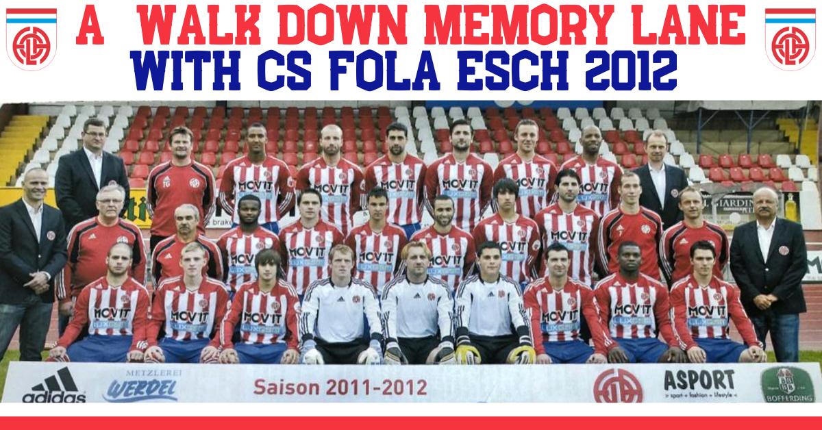 FOLA NOSTALGIC PHOTO CHALLENGE: J9 YEAR 2012