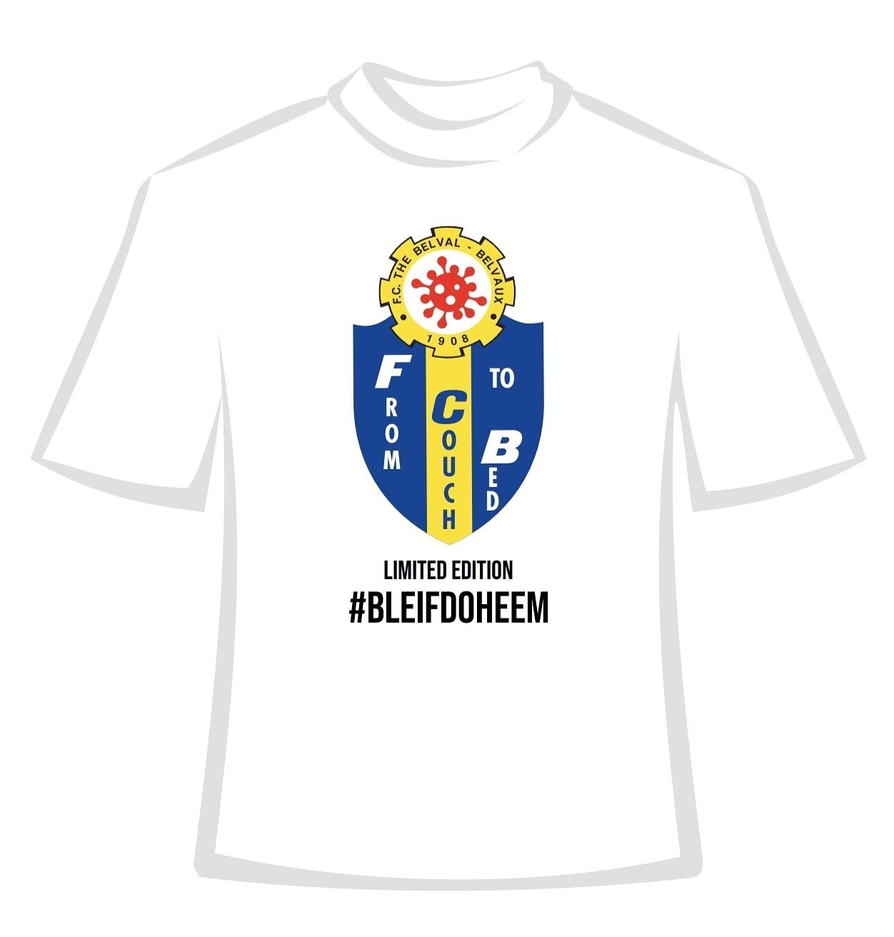 Le FC The Belval dit merci et veut soutenir ces héros