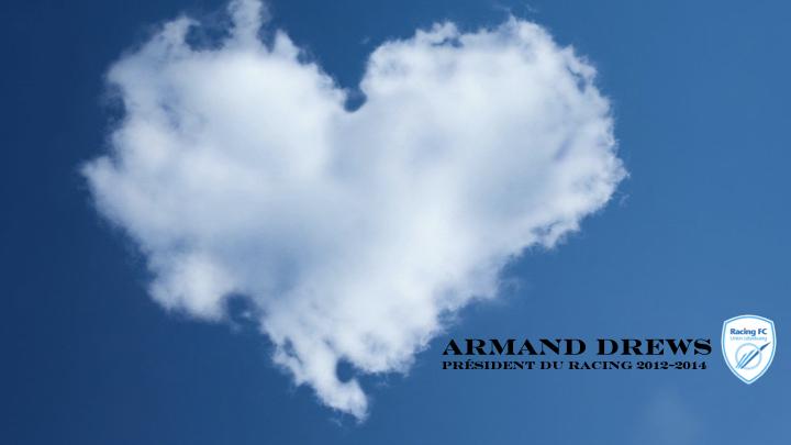 Décès - Armand Drews