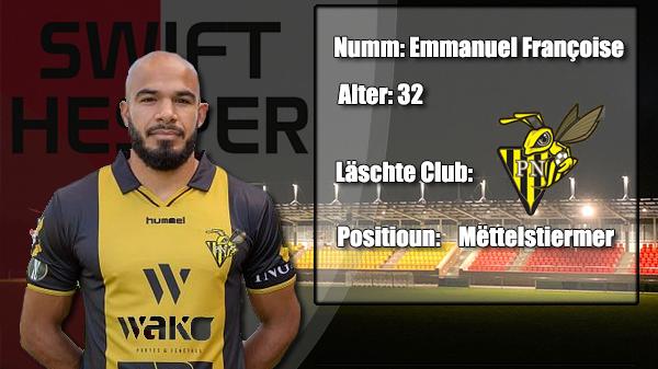 Transfer: Emmanuel Françoise