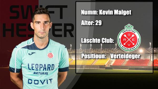 Transfer: Kevin Malget