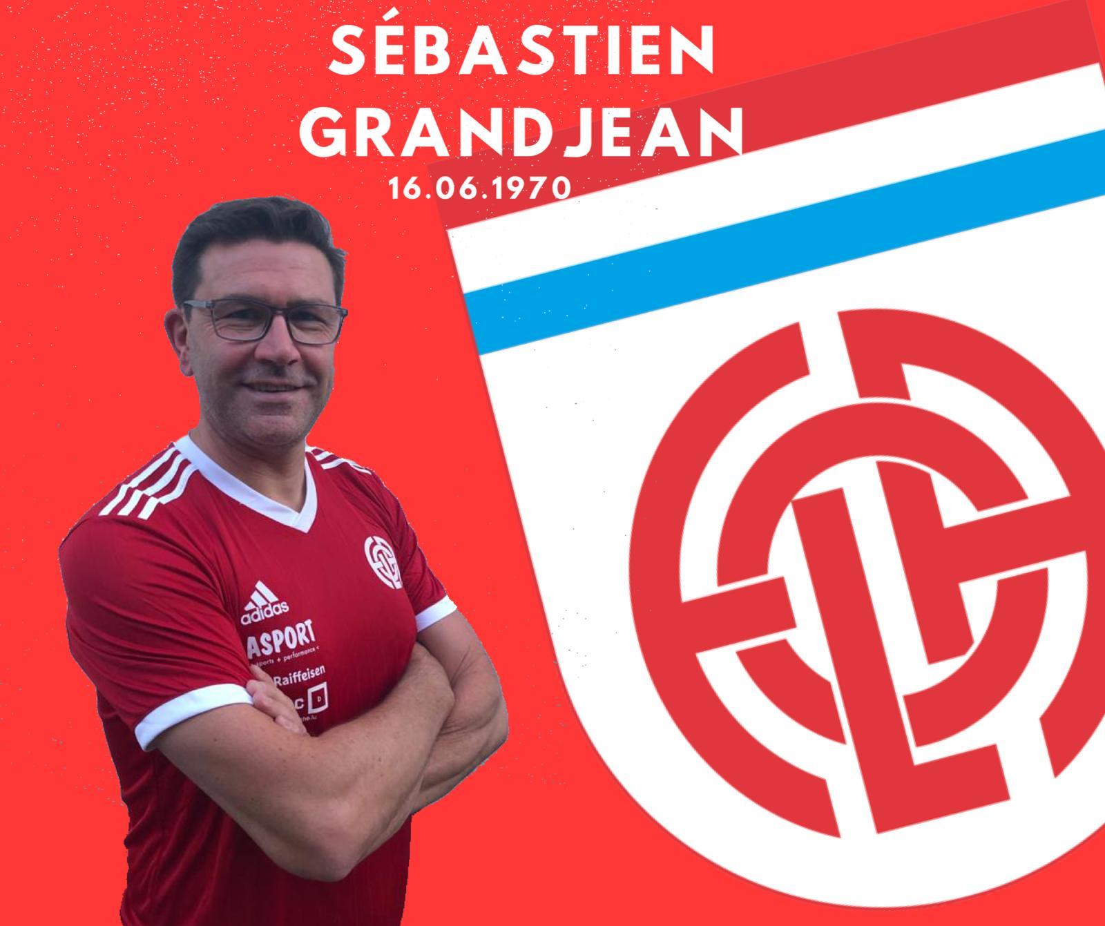 Le CS FOLA souhaite la bienvenue à Sébastien Grandjean et le meilleur sous ses nouvelles couleurs 'rouge et blanc'!