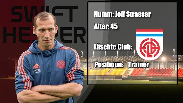 Trainer 2020/2021: Jeff Strasser